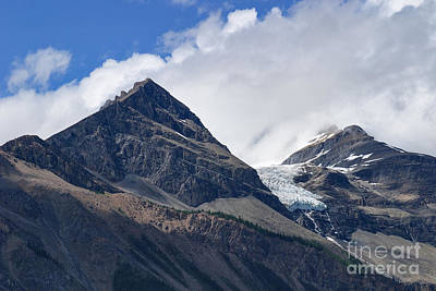 Photograph - Whitehorn Glacier by Charles Kozierok