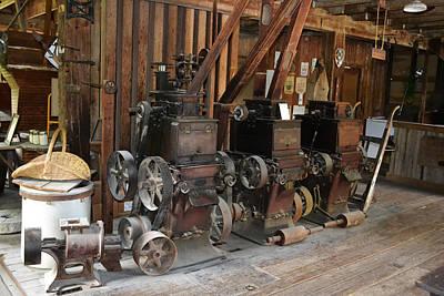 Photograph - Whites Mill Abingdon Virginia - Renovate by rd Erickson