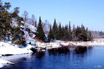 Photograph - Whiteshell Provincial Park by Joanne Smoley