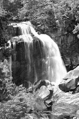 Photograph - Whitewater Falls 20 Color by Joseph C Hinson Photography
