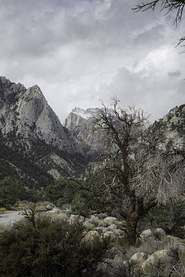 Photograph - Whitney Portal by Dusty Wynne