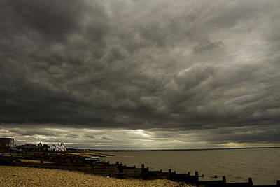 Photograph - Whitstable Fishing Village by David French