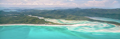Sky Blue Photograph - Whitsunday Wonders by Az Jackson