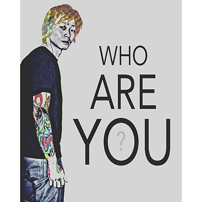 Pop Art Wall Art - Photograph - Who Are You? #アート by Takashi Nishimura