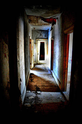 Photograph - Who Walked The Halls by Emily Stauring