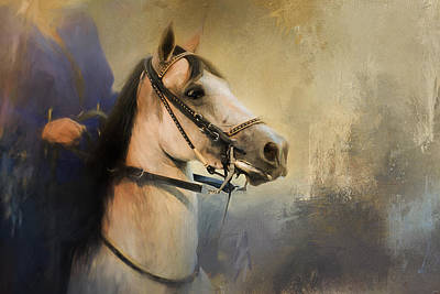Painting - Whoa Slow Down Horse Art by Jai Johnson