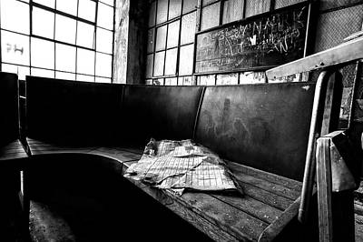 Photograph - Who's Keeping Score by John Hoey