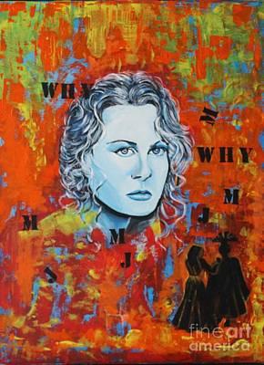 Why Did They Do It ? Art Print by Ljiljana Jensen