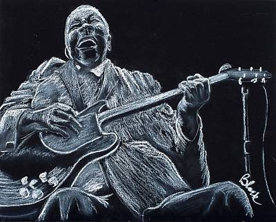 Why I Sing The Blues Original by Charlie Black
