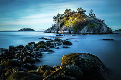 Photograph - Whyte Islet Dawn by Brad Koop