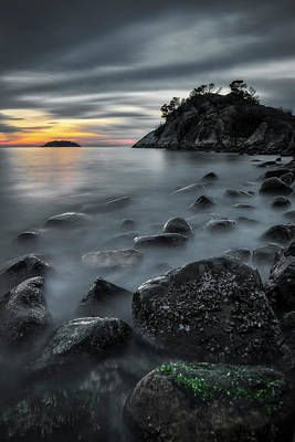 Photograph - Whyte Islet by Windy Corduroy