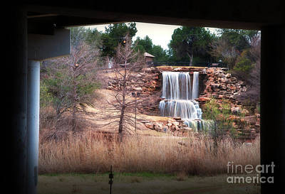 Photograph - Wichita Falls Texas by Fred Lassmann