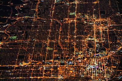 Photograph - Wichita Kansas 1 by Kathryn Meyer
