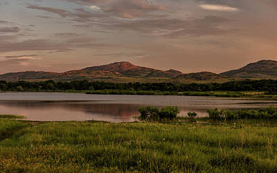Photograph - Wichita Mountains by Katherine Worley