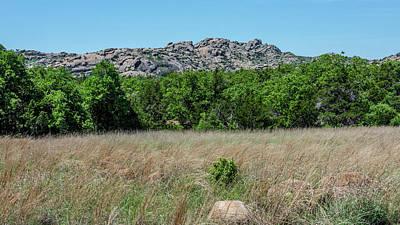 Photograph - Wichita Mountains Wildlife Refuge - Oklahoma by Debra Martz