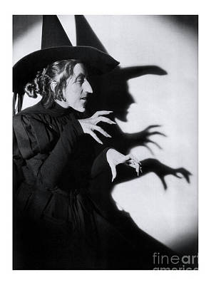 Photograph - Wicked Witch Of The West by Doc Braham