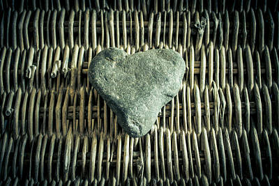 Photograph - Wicker And Stone by Stewart Scott