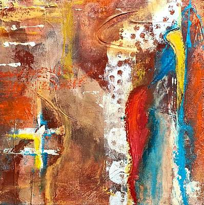 Painting - Wide Awake by Mary Mirabal