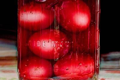 Digital Art - Wide Mouth Eggs by Aliceann Carlton
