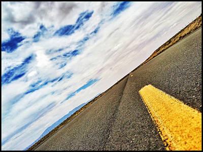 Photograph - Wide Open Road by Braden Moran