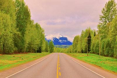 Photograph - Wide Open Roads by Joe Burns