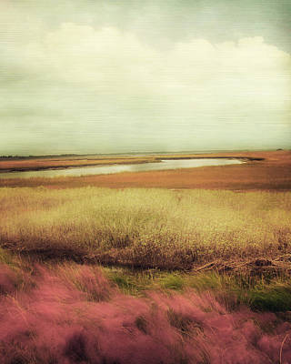 Pink Cards Photograph - Wide Open Spaces by Amy Tyler