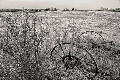Photograph - Wide Open Spaces by Jim Vance