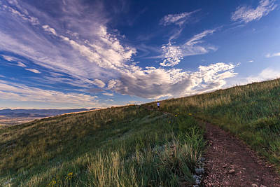 Photograph - Wide Open Spaces by Jonathan Gewirtz