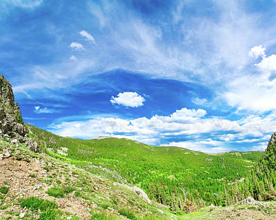 Photograph - Wide Open Spaces by Mark Andrew Thomas