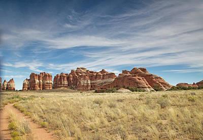 Photograph - Wide Open Spaces Of Utah by Kunal Mehra