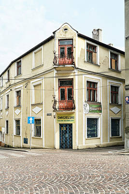 Photograph - Wieliczka Corner by Sharon Popek