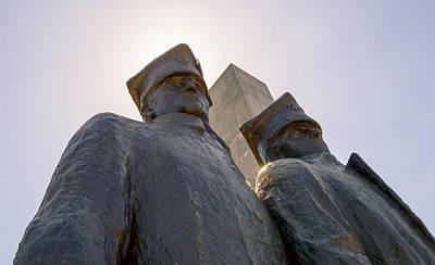 Photograph - Wielkopolska Uprising Monument by Jacek Wojnarowski