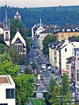 Photograph - Wiesbaden 1 by Sarah Loft