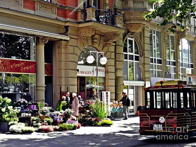 Photograph - Wiesbaden 3 by Sarah Loft