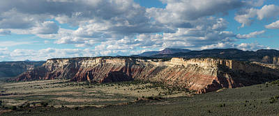 Escalante Photograph - Wiggler Wash Overlook by Joseph Smith