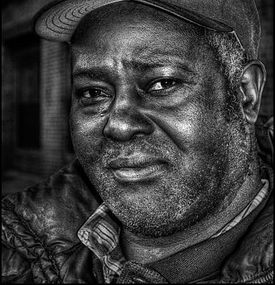 Photograph - Wilbur Bw by Rick Mosher