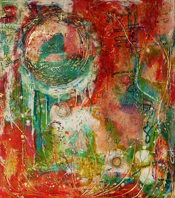 Wa Painting - Wild And Free by Jackie Cort