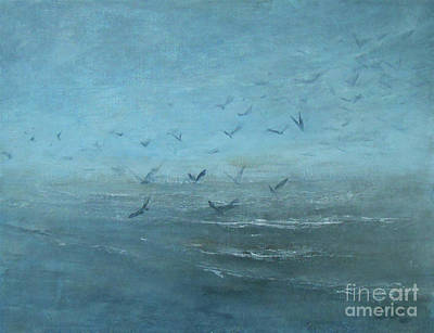 Painting - Wild And Free by Jane See