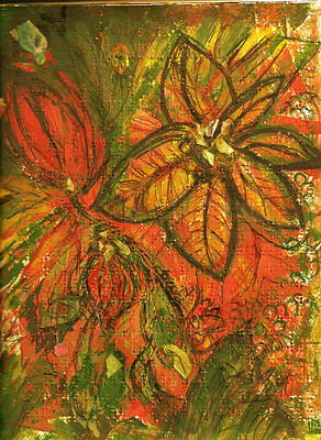Boldness Painting - Wild And Wonderful With No Fear by Anne-Elizabeth Whiteway