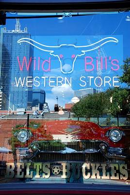 Photograph - Wild Bill's Western Store by Kenny Glover