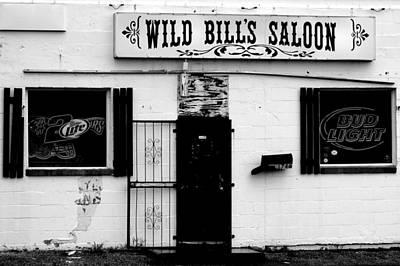 Wild Bill's Art Print by William Jones