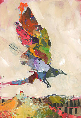 Painting - Wild Bird by Shelli Walters
