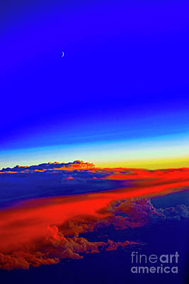 Photograph - Wild Blue Yonder by Rick Bragan