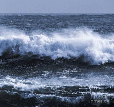 Photograph - Wild Coastal Mist by Jorgo Photography - Wall Art Gallery