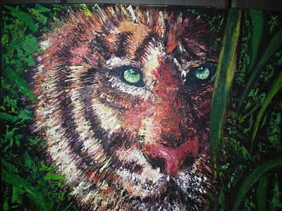 Wild Courage Original by Injy Masri