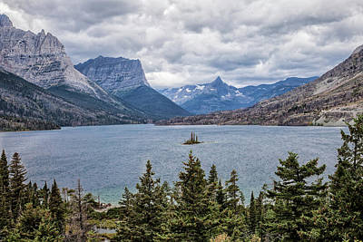 Photograph - Wild Goose Island by Ronald Lutz