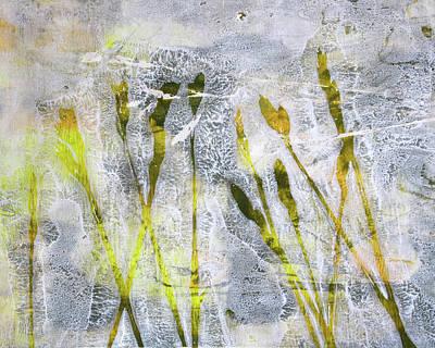 Painting - Wild Grass 3 by Nancy Merkle