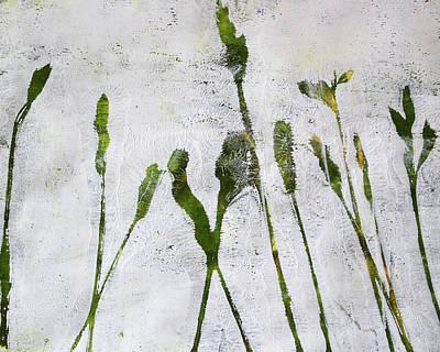 Painting - Wild Grass 4 by Nancy Merkle
