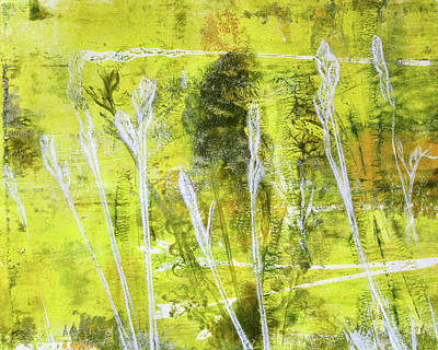 Painting - Wild Grass 8 by Nancy Merkle