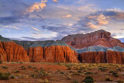 Moenkopi Sandstone Photograph - Wild Horse Mesa by Utah Images